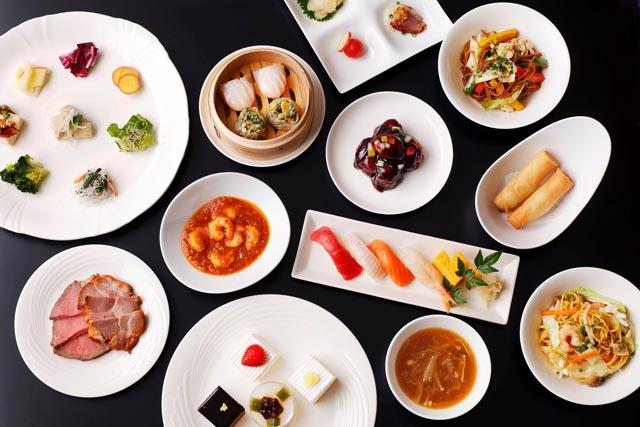 中国料理「大観苑」(ホテルニューオータニ幕張内)